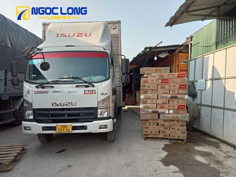 vận chuyển hàng hóa từ hà nội đi thanh hóa