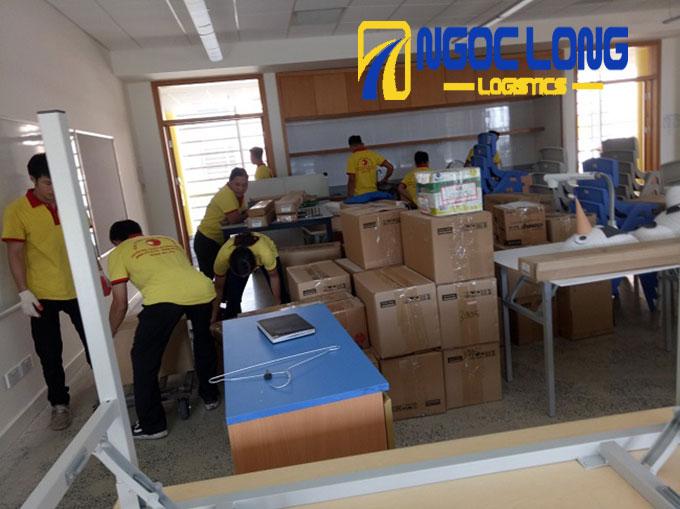 vận chuyển hàng hóa từ hà noi di tphc